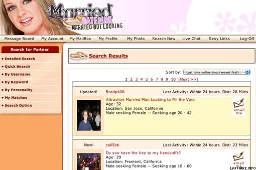 married date link review